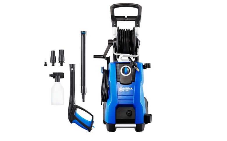 Nilfisk E 145 bar 145.4-9 X-TRA UK Power Washer for Household